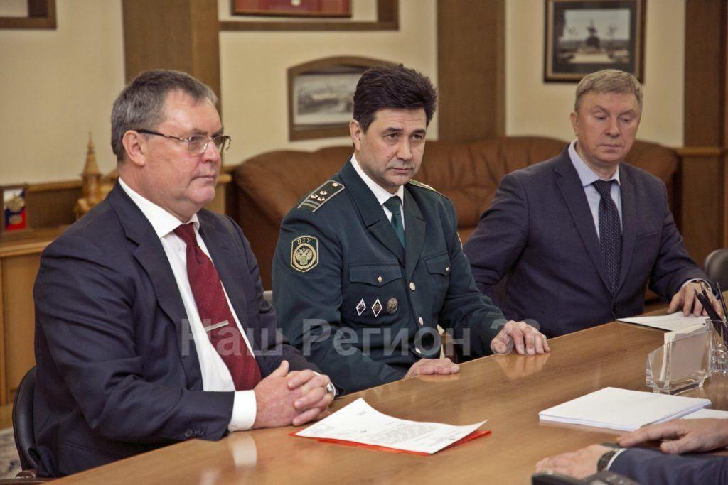 Новый начальник Владимирской таможни