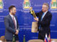Ковров встречал делегацию из Хорватии