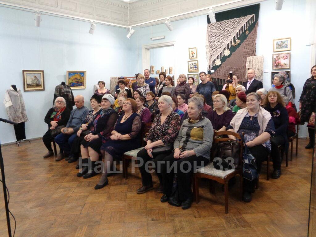 В музее открылась выставка «Живой родник»