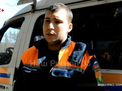 В Коврове сотрудники МЧС спасли девушку