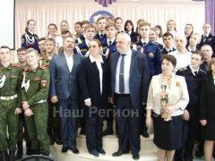 Внуки маршалов Победы встретились с ковровскими ребятами