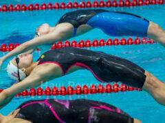 Вторая золотая медаль Анастасии Авдеевой на чемпионате России по плаванию
