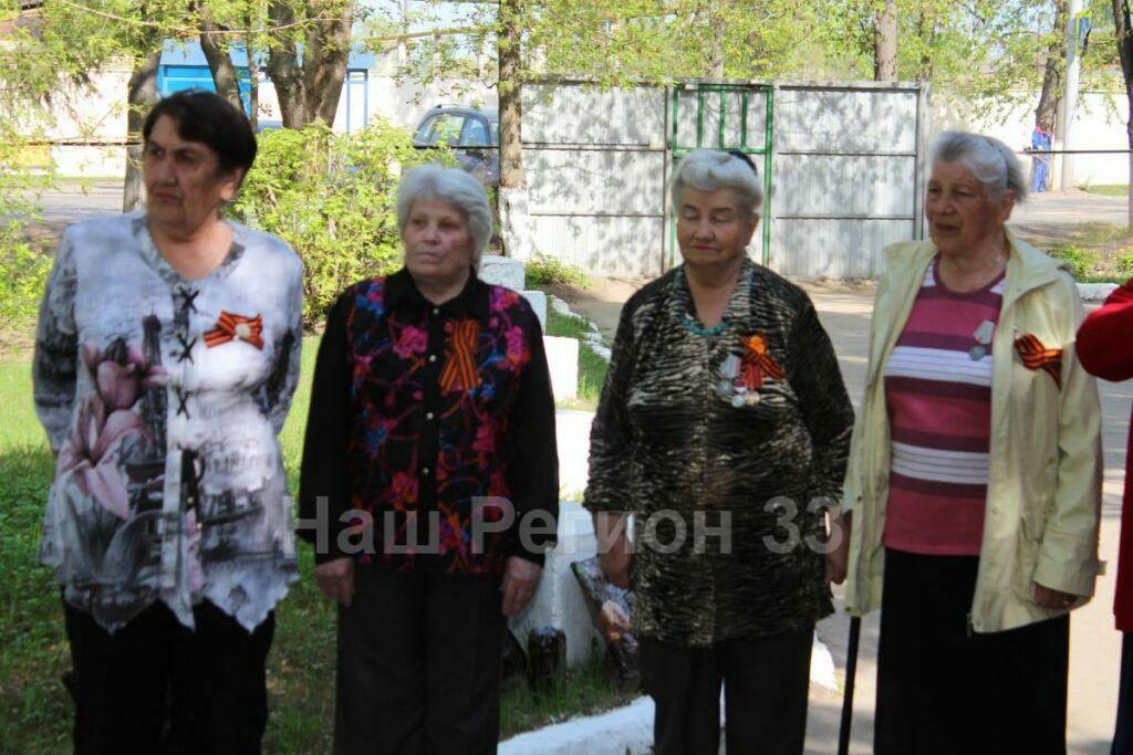 Аллея Славы в детском саду №55