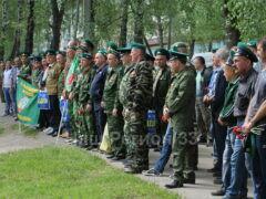 Ковровские пограничники отметили профессиональный праздник