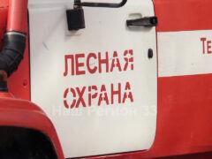Поджог в Ковровском районе