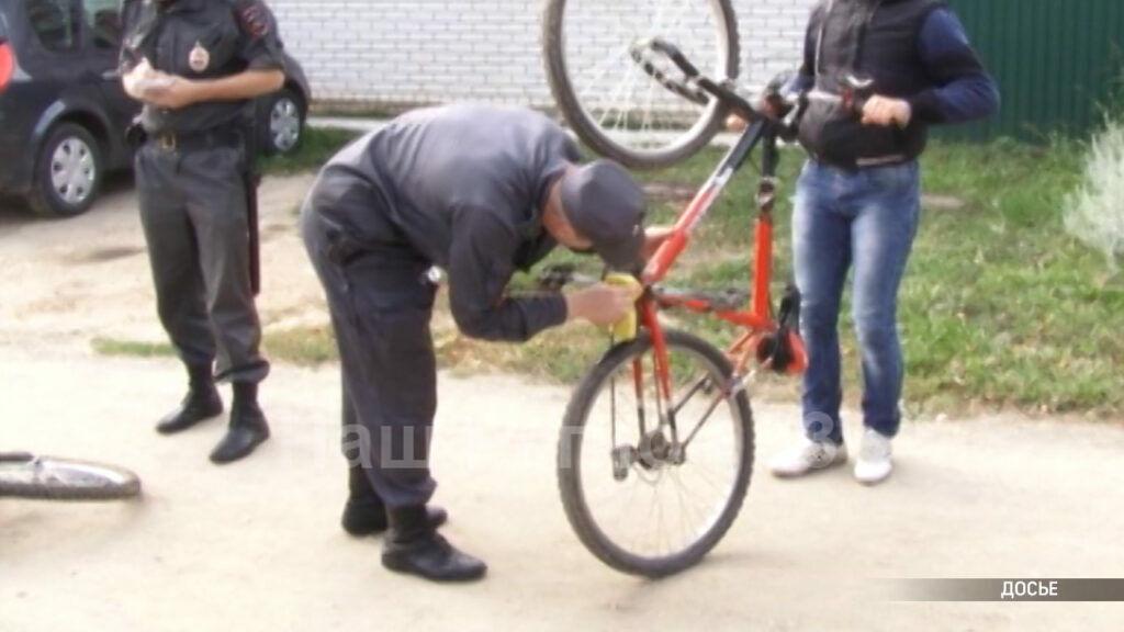 19-летний ковровчанин украл велосипед