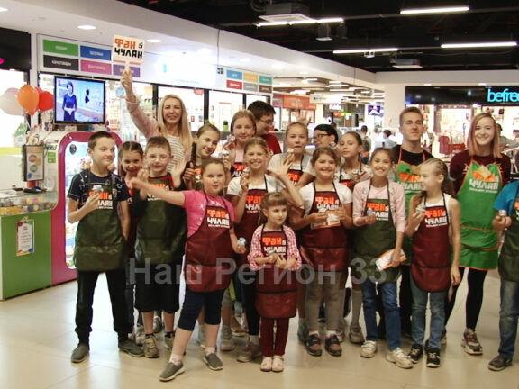 «NewsKids33» Начало 4 смены и декоративные сладости из Фан-Чулана.