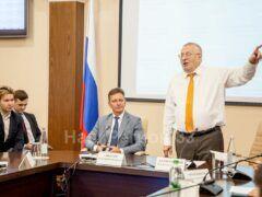 Жириновский встретился молодыми активистами Владимирской области