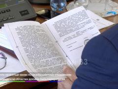 Только что принятый закон «О межбюджетных отношениях во владимирской области» должен быть переработан